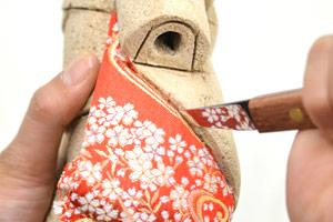木目込み人形作り方